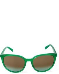 Gafas de sol verde oliva de Celine