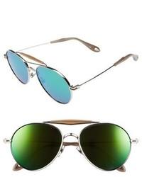 Gafas de sol verde oliva de Givenchy