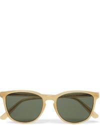 Gafas de sol verde oliva de L.G.R
