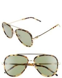 Gafas de sol verde oliva de Marc Jacobs