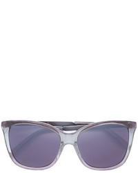 Gafas de sol verde oliva de Monique Lhuillier