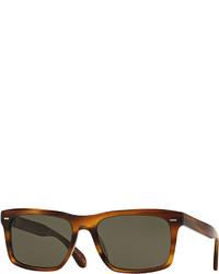 Gafas de sol verde oliva de Oliver Peoples