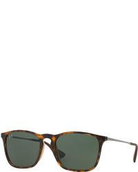Gafas de sol verde oliva de Ray-Ban