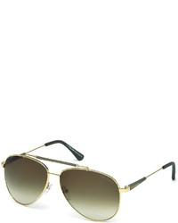 Gafas de sol verde oliva de Tom Ford