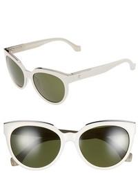 Gafas de sol verde oscuro de Balenciaga