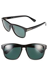 Gafas de sol verde oscuro de Lanvin