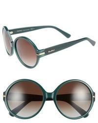 Gafas de sol verde oscuro de Max Mara