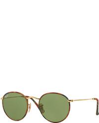 Gafas de sol verde oscuro de Ray-Ban
