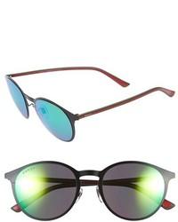 Gafas de sol verdes de Gucci