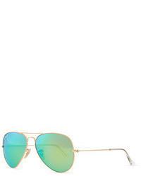 Gafas de sol verdes de Ray-Ban