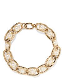 Gargantilla dorada de Givenchy