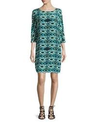 Geometric shift dress original 10090883