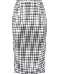 Gingham pencil skirt original 1458726