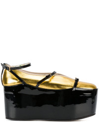 Gucci Removable Platform Ballet Flats