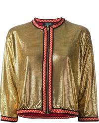 Vintage metal chainmail jacket medium 320601