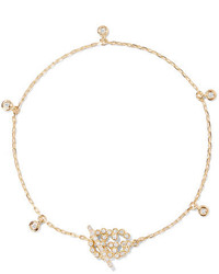 Gucci 18 Karat Gold Diamond Bracelet