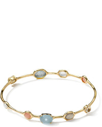 Ippolita 18k Rock Candy Gelato Silk Road Bangle