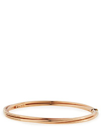 Roberto Coin 18k Rose Gold Classic Bangle
