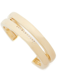 Elizabeth and James Abbott Cuff Bracelet