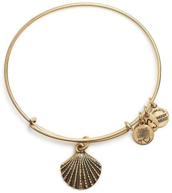 alex and ani sea shell charm bangle where to buy how