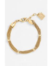 Anne Klein Line Bracelet Gold