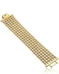 Diane von Furstenberg Atlantis Woven Chain Bracelet