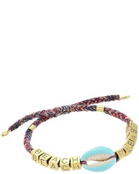 Rebecca Minkoff Beach Please Block Friendship Bracelet Bracelet