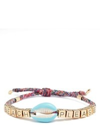 Rebecca Minkoff Beach Please Bracelet