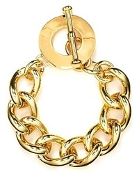 Carolee Optical Illusions Chain Bracelet