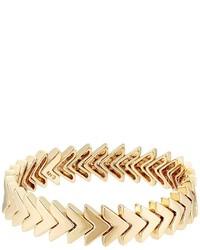 Rebecca Minkoff Chevron Stretch Bracelet Bracelet