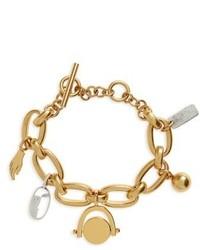 Madewell Chunky Charm Bracelet