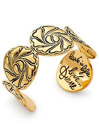 Diane von Furstenberg Compass Heart Cuff Bracelet
