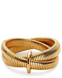 Diane von Furstenberg Gemma Interlock Bracelet