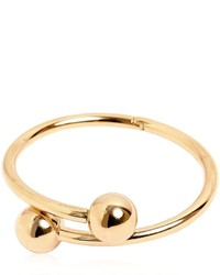 J.W.Anderson Double Ball Bangle Bracelet