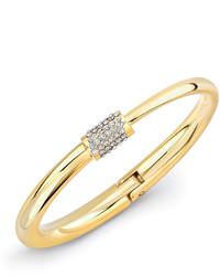Vita Fede Eclipse Adele 24k Gold Crystal Bracelet