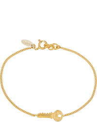 Wouters & Hendrix Finds Gold Plated Bracelet