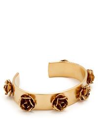 Marc Jacobs Flower Delicate Cuff Bracelet