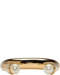 Chloé Gold Darcey Bracelet