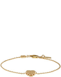 Gucci Gold Diamantissima Bracelet