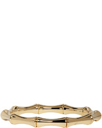 Gucci Gold Medium Bamboo Bracelet