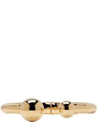 Chloé Gold Oma Pearl Bracelet