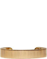 A.P.C. Gold Rubik Bracelet