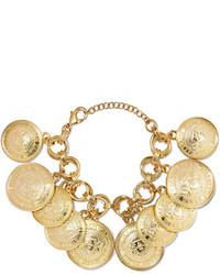 Balmain Gold Tone Bracelet