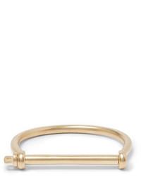 Miansai Gold Tone Bracelet