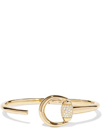 Gucci 18 Karat Gold Diamond Bracelet M
