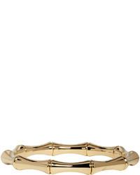 Gucci Gold Medium Bamboo Bracelet