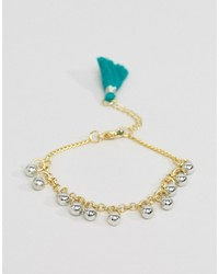 Asos Jewel Friendship Bracelet