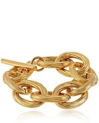 Ben-Amun Jewelry Classic Chain Toggle Link Bracelet