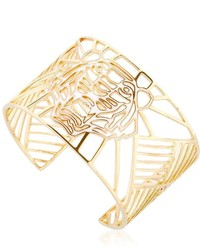 Kenzo Tiger Logo Cuff Bracelet