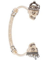 Alexander McQueen King And Queen Bangle